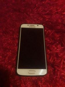 Samsung S6 32GB WHITE