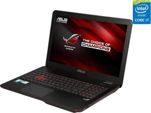 Laptop Asus GL753VE-GC070T FHD/i7-7700HQ/32GB/256SSD 1T