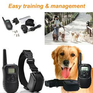 Elektricna ogrlica za dresuru 2 psa