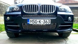 BMW X5 e70 4,8i Benzin plin Aerodinamic