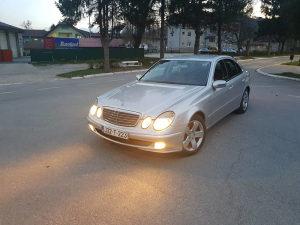 Mercedes e200 e220 cdi w211 90 kw