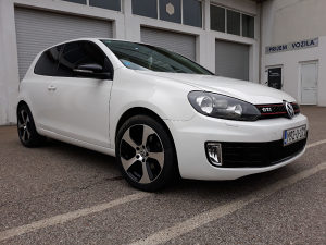 Golf 6 GTI optik 98 hiljada