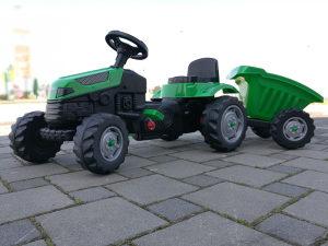 PILSAN visokokvalitetni traktor na pedale l NOVO