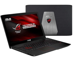 Laptop Asus GL553VE-FY052T FHD/i7-7700HQ/16GB/256SSD 1T
