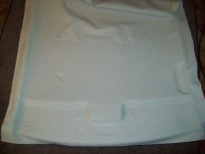 Reparacija krovnog tapacirunga
