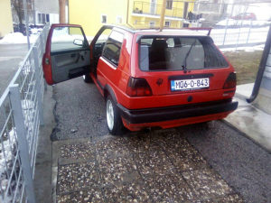 Golf 2 gti digifant