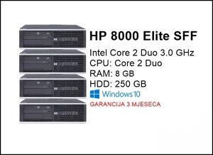 HP RAČUNARI / 8GB RAM / HDD 250GB / GARANCIJA