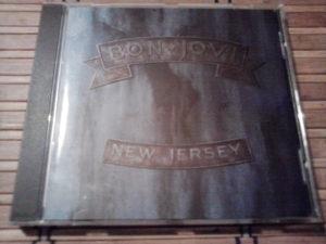 Bon Jovi – New Jersey cd
