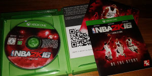 NBA 2K16 - 2K 16 - XBOX ONE IGRE