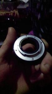 Extension tube dg 16mm