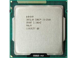 Procesor Intel i5 2500 3,30