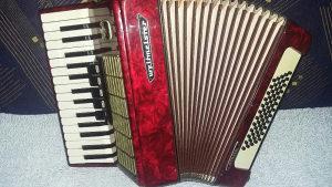 Harmonika weltmeister 60 basova