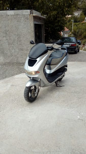 Peugeot elyseo 100ccm