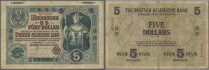 5 Dollar 1907