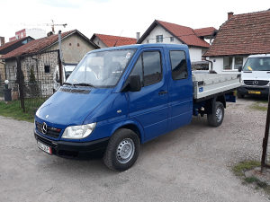 Mercedes Sprinter 208, 2.2 Dizel,2003 god