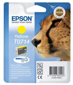Tinta EPSON B-Y D78/DX4050/5 (C13T07144012)