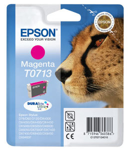 Tinta EPSON B-M D78/DX4050/5 (C13T07134012)