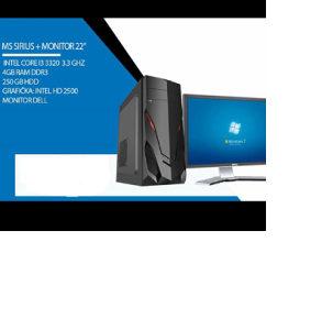 Kompjuter »  Intel core i3 3320 3.3 GHz...