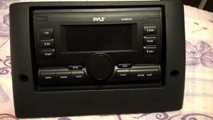 2 din 2din usb sd radio mp3+fiat stilo blenda