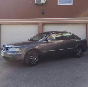 VW Passat 5+