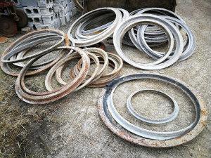 Prstenovi falcevi za betonske cijevi