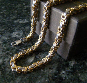 KRALJEVSKI RAD  ogrlica 7mm
