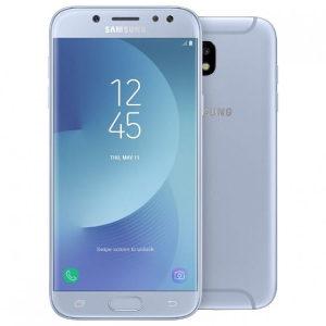 Samsung Galaxy J5 2017 blue silver