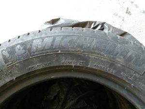 Michelin 215/55