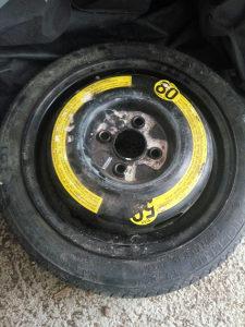 Rezervna guma R14 4 rupe
