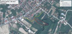 Atraktivna lokacija Brčko - zemljište na prodaju