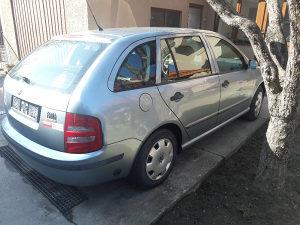 Škoda Fabia 1.4 benzin/plin