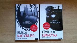 Salla Simukka - Bijela kao snijeg, Crna kao ebanovina
