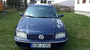 VW Bora karavan 1.6 16V benzin-plin LPG