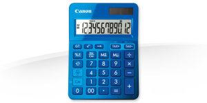 Kalkulator CANON LS-123K  BL (9490B001AA)