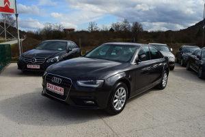 Audi A4 2.0 TDI EXCLUSIVE Xenon LED Parktr.FULL