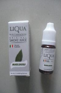 Aroma arome tečnost za električna cigara marlboro