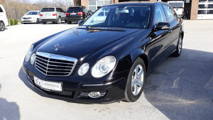 Mercedes-Benz E200 CDI Avantgarde
