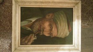Slika ulje na platnu Hadzija