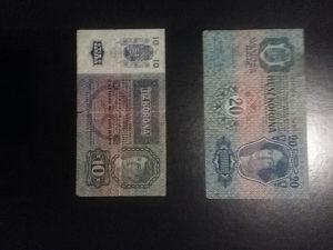 Austrougarske novcanice iz 1913