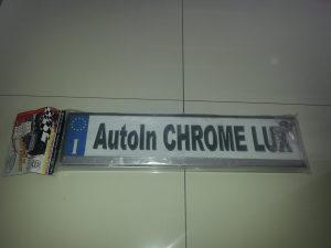 Chrome-krom okviri tablice