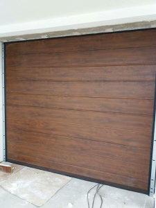 Garazna sekciona i rolo vrata