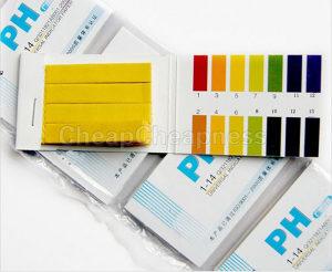 PH tester, lakmus papir, PH indikator pH 1-14