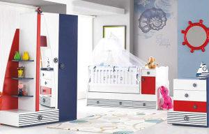 Soba za bebe Kapetan