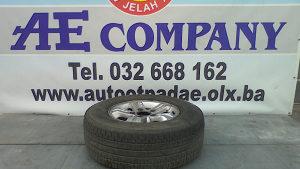 Rezervna felga guma Kia Sorento 04g R16 AE 113