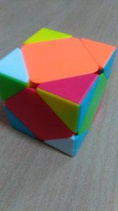 Rubikova kocka Skewb QiCheng