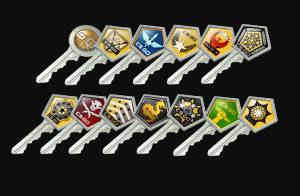 CS GO Kljuc Key
