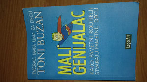 Knjiga Mali genijalac