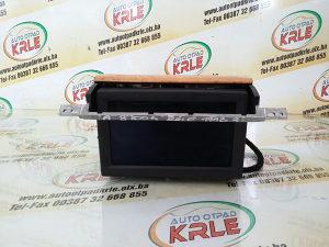 Displej navigacija Audi A8 2004 4E0857273D KRLE 17183