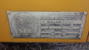 Kompresor SULLAIR
