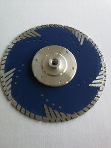 Dijamantna šajba za rezanje granita 230mm